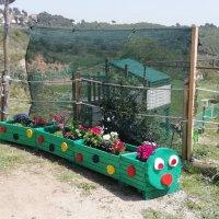 ¿Quieres darle un toque original a tu jardín o terraza?